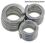 스테인리스 Steel 201/304/316/Zinc Plated 또는 Black Oxide Spring Washer