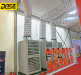 021-Drez 30HP Central Air Conditioner pour Grand Events- Party en plein air, expositions, foire commerciale de refroidissement et de chauffage