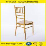 金の金属のTiffanyの椅子