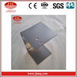 Graues dekoratives Aluminiumpanel für Baumaterial (JH179)