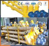 Сухие поставщики ступки силосохранилища с супер конструкцией силосохранилищ хранения цемента