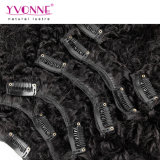 Nuovo Arrival Afro Kinky Clip in Human Hair Extension