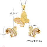 Steel di acciaio inossidabile Jewelry Butterfly Jewelry Fashion Jewelry (hdx1089)