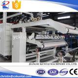 Máquina que lamina del derretimiento caliente de la tela
