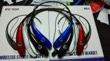 Écouteur sans fil de Bluetooth de sport de type de Neckband de vibration universelle du stéréo Hv900