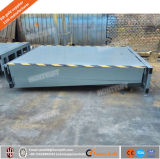 Hydraulischer Gabelstapler-stationäre Verladedock-Rampen für Behälter