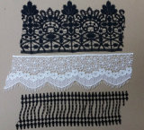 면 Lace 또는 Embroidery Lace/Crochet Lace