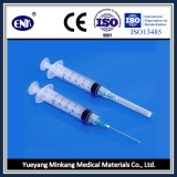 Jeringas Médicas Desechables, con Aguja (5ml), Luer Lock, con Ce & ISO Aprobado