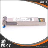 Tx 1270nm Rx 1330nm 10G XFP BIDI Lautsprecherempfänger-Ethernet optischer u. Mediakonverter