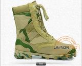 Тактические ботинки водоустойчивой кожи нейлона и Cowhide/Anti-Slip и Anti-Abrasion/высокой эффективности