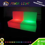 Rechargeable Glow Iluminado LED Furniture LED Sofa Chair