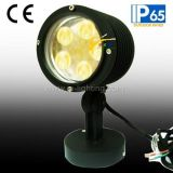 5W LED de la luz del jardín del paisaje con base de montaje (JP83551)
