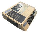 Caixa de empacotamento de dobramento da caixa do transporte ondulado do papel do Rsc da cor