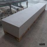 superficie sólida de acrílico de la textura de 6m m para el revestimiento de la pared