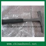 Marteau de maçon d'outil manuel de marteau avec le traitement