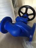 Válvula de globo estándar del sello del bramido del estruendo