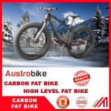 Bike 197mm углерода 26er вполне тучный с Bsa 120mm