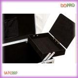 As grandes ferramentas pretas da cor carreg a caixa para o barbeiro (SATC007)