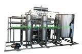 Planta do sistema do RO da purificação de água mineral