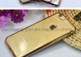 Cubiertas baratas finas del teléfono móvil del fabricante para la cubierta de la PU del iPhone