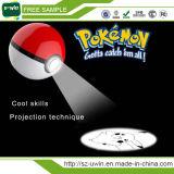 携帯電話2016の新しい到着Pokemonバンク12000mAhのためのPokeball力バンクは力行く