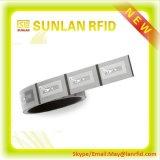 Preiswertester NFC bedruckbarer Aufkleber des Papierdes rollenchip-13.56MHz NFC für Handy