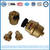 Medidor de água Volumetric vertical de bronze Dn15-Dn40