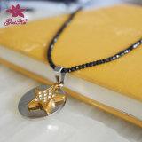 Collar de rubí sintético Gus-Fsnp-001 de la venta del encanto caliente de la joyería