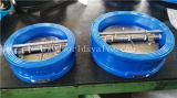 H77 H76 verdoppeln Platten-Oblate-Typ Rückschlagventil