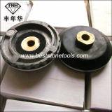 SL-6 알루미늄 달팽이 로커 패드