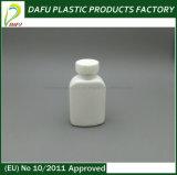 формы Platode HDPE 50ml-60ml бутылка PE белой пластичная
