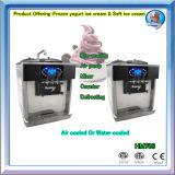 Lijst Type Frozen Yogurt Ice Cream Machine voor commerical winkel met Ce- certificaat