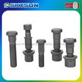 Bullone della rotella per Volvo/benz/materiale di Renault/Styre/Scania/Hyundai 10.9 fosfatando trattamento