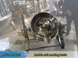bouilloire revêtue de chauffage au gaz 200L (bouilloire revêtue électrique)