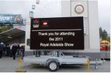 P10 Outdoor Full Color LED Screen per Trailer