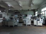 High Speed Hot Foil Stamping Machine and Label Die Cutting Machine
