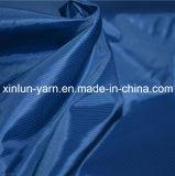 Tela de nylon del tafetán de la escritura de la etiqueta del tafetán para el bolso/la tienda/el paraguas