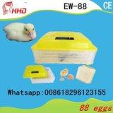 Hhd 공장 가격 88 계란 소형 닭 계란 부화기 자동적인 부화기 FCC는 승인했다