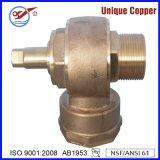 Válvula de bronze do radiador