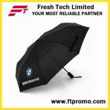 Guarda-chuva de dobramento aberto do automóvel da cópia de cor cheia para personalizado