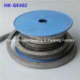 최소 Shaft Wear 및 Leakage PTFE/Teflon Graphite Gland Static Sealing Packing