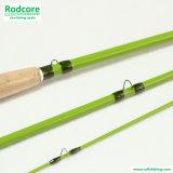 Зеленое качество листьев Gr663-3 сделало классицистическую муху штангу стеклоткани