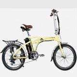 36V Exported Lithium Battery Folded Electric Bike (LN20F01)