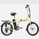 36V ехпортировало велосипед батареи лития сложенный электрический (LN20F01)