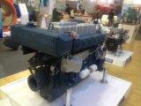motore marino del peschereccio del motore diesel di 410HP 1800rpm Yuchai