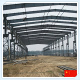 Модульное здание стальной структуры для мастерской или Wareouse