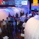 12 de Tentoonstelling van de persoon toont de Grote Partij van het Huwelijk van Gazebo van de Tuin van de Fabriek van de Tent 3X6 Opblaasbare Tent