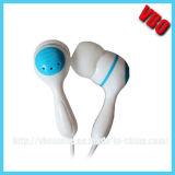 Écouteur intra-auriculaire coloré OEM écouteur