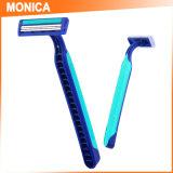 Monica-justierbare Sicherheits-Rasiermesser für Männer