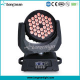 Stageのための屋内36PCS10W Rgbwuv Mini Moving Head Disco Lighting